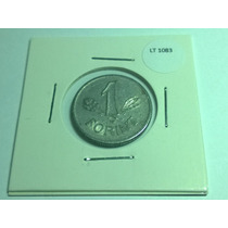Moeda Hungria 1 Forint 1981 - Lt1083