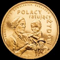 Polônia Moeda Comemorativa Salvaram Os Iop;zlajudeus 2012 Fc