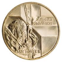 Polônia - Moeda Comemorativa, Papa João Paulo 2 Zl 2003