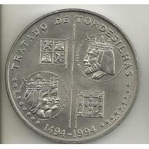 200 Escudos - Portugal - Tratado De Tordesilhas