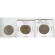 1830 - Portugal - 20 Escudos - 1986/87/88