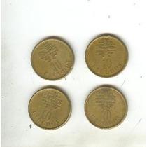 1824 - Portugal - 10 Escudos 1986/87/89/91