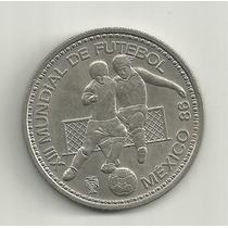 100 Escudos - Portugal - Copa Do México 86