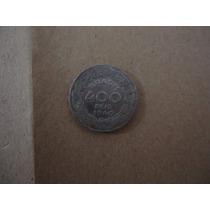 Moeda 400 Réis 1940 Getúlio Vargas - Mbc - Bela