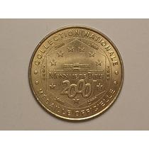 França) Medalha Da Casa Da Moeda De Paris / Ano 2.000