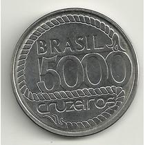 5000 Cruzeiros 1992 - Tiradentes