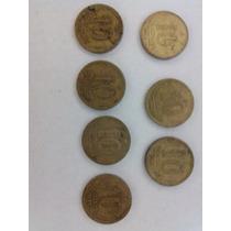 Moedas Antiga Nacional De 10 Centavos Ano De 1944 A 1955