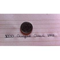 Moeda 1000 Cruzeiros 1993 Acará