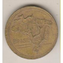 B138 - 1 Um Cruzeiro 1946 Boné Anômala Rara R$ 10,00
