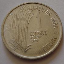 170.21 Moeda Rara E Antiga De 1 Centavo Fao 1975