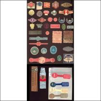 40 Rotulos E Selos Publicitarios P/embalagens De Produtos Dv