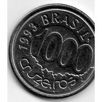 Moeda 1000 Cruzeiros 1993 Ref. 428