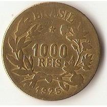 Moeda De 1000 Reis 1925 Usada