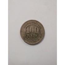Moeda De 100 Réis 1893