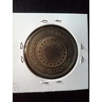Moeda 200 Reis 1897 V-050 República Niquel
