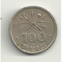 100 Réis - Índio - Série Vicentina - 1932