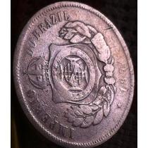 Moeda 200 Reis 1889/1895 Série Rara Oportunidade