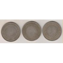 B80 - 200 Réis 1889/96/98 Frete Grátis O Lote Por R$ 45,00