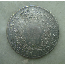 Moeda 960 Reis 1919 Rio - Chile Independente -recunho Raro