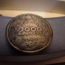 Moeda De 2000 Réis 1939 Centenário Floriano Peixoto