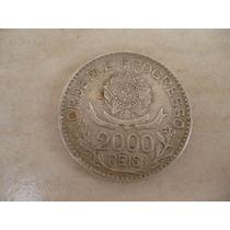 Moeda P708-catálogo Claudio Amato-prata 900- Raridade-vejam