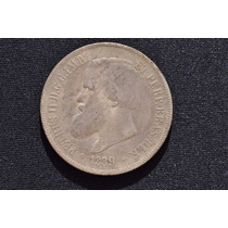 2000 Reis 1889 - Prata .917