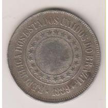 A256 - 200 Duzentos R.é.i.s 1889 R$ 15,00