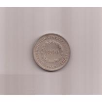 1.200 Réis - P 560 - Rara Moeda De Prata