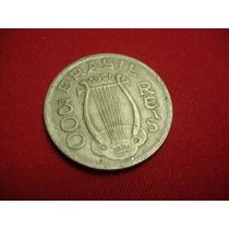 Antiga Moeda De 300 Réis 1936 - V146 Carlos Gomes - L045