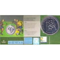 2 Reais - Copa Do Mundo - 2014 - O Drible