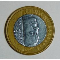2002 - 1 Real Comemorativa Jk Centenário - (2002101)