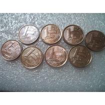 Moeda De 1 Centavo 2001 Escassa