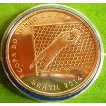 Brasil-copa Mundial 2014-moeda