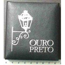 Ouro Preto-300 Anos Moeda Prata Casa Moeda+estj E Certf.2011