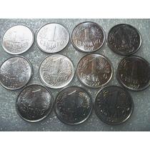 Moeda De 1 Centavo 1997 Escassa