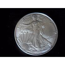Moeda De Prata One Dollar - Fine Silver - 1 Oz, Série 2011