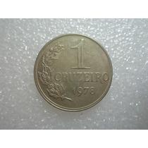 1 Cruzeiro 1978 Rara - Aço Inox