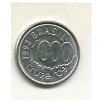 Moeda De 1000 Cruzeiros 1993