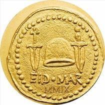 Palau 2009 Ouro Imperio Romano Brutus