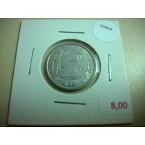 Moeda Polinésia Francesa / Rep Franc 1965 1 Franco - Lt0623
