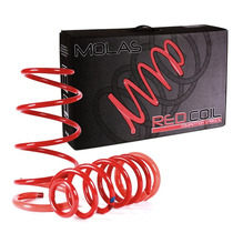 Vw Gol 1.0 G2 / G3 / G4 Molas Esportivas Red Coil Rc-915