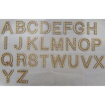 Letras Em Mdf Cortadas A Laser - Kit Alfabeto (26 Letras)