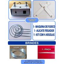 Kit Para Fuxico - Essencial + Arame De Brinde
