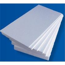 12 Placas De Isopor Isolamento Térmico 100x50x2cm
