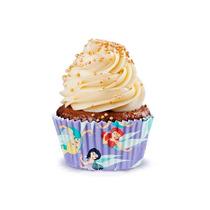 Forminha Papel Impermeável Cupcake Disney Fadas- Sininho 45u