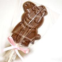 Forma De Acetato Para Chocolate E Artesanato Peppa Pig
