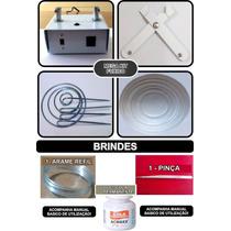Kit Para Fuxico - Completo + 3 Refil De Brinde