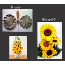 Frisador Para Flor De E.v.a. - Girassol