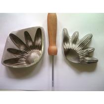 Frisador De Flor Em Alumínio - Sépala G