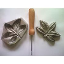 Frisador De Flor Em Alumínio - Orquídea G